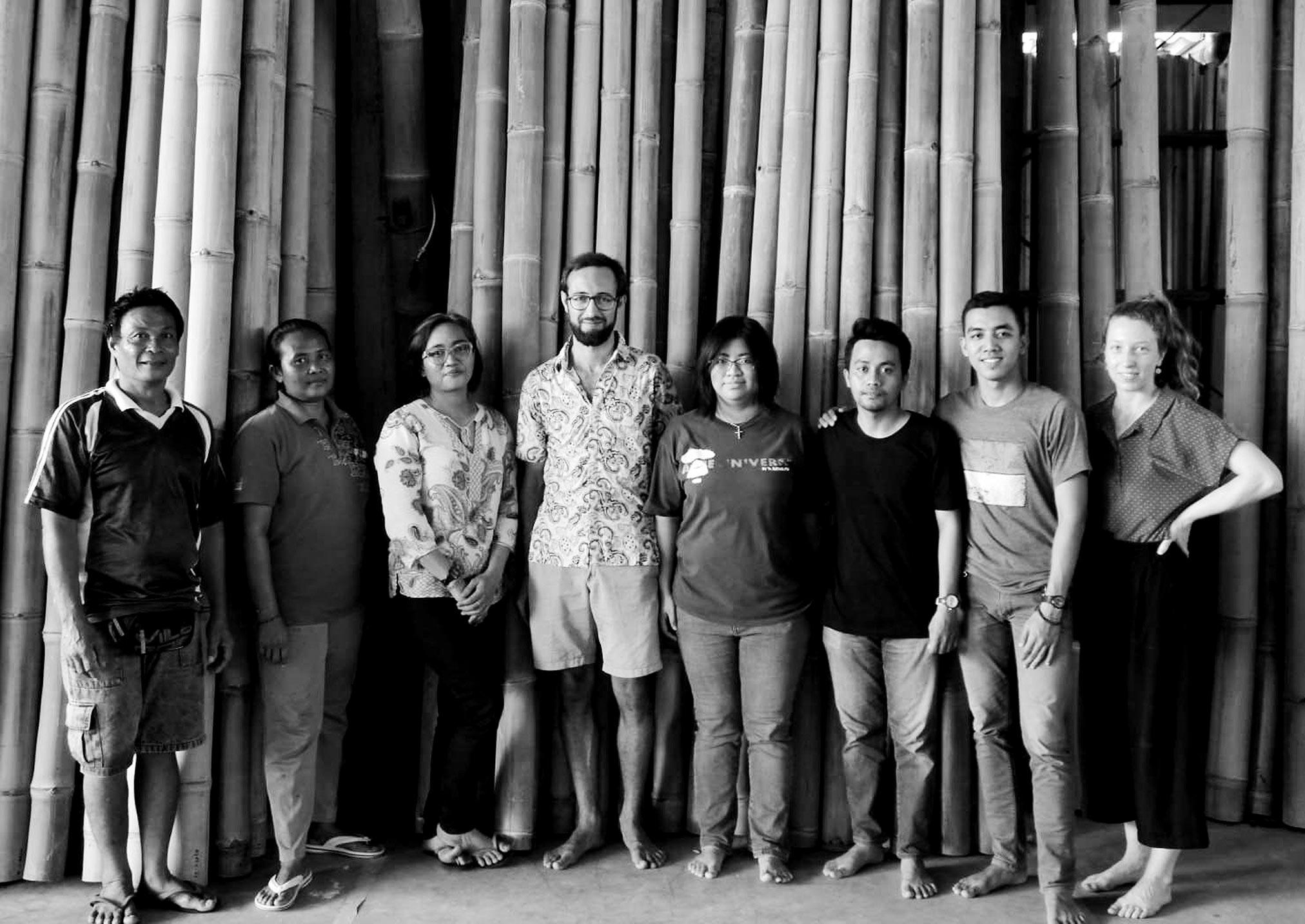 Asali Bali team