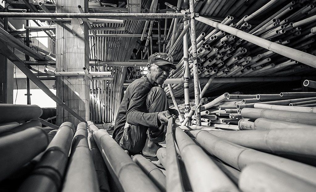 Asali bali bamboo kraftsmen