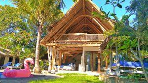 3 bedrooms bamboo villa in Bali made by Asali Bali